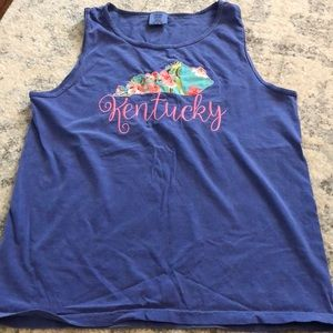 Kentucky tank top